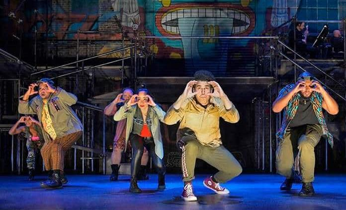 Kiss My Aztec!, un musical en defensa de la latinidad