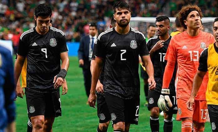 Argentina golea y exhibe a México