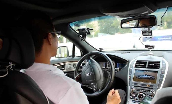 Los taxis sin conductor, el conejillo de indias para los coches autónomos