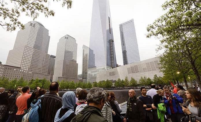Conmemora EU el 11 de septiembre