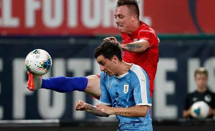 Gol de Jordan Morris rescata empate de USA ante Uruguay