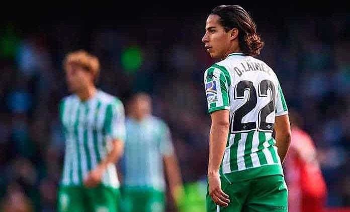 Regresa Lainez a la titularidad y Betis vence al Athletic de Bilbao
