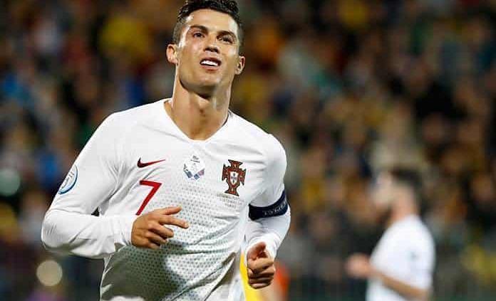 Portugal aplasta a Lituania en la Euro