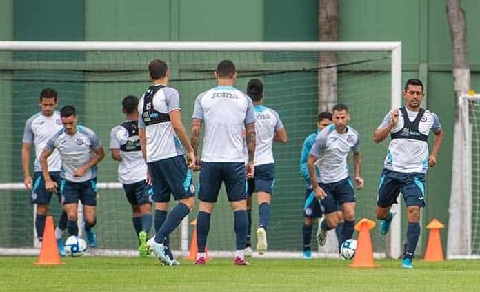 Sin pretextos se presentará Cruz Azul ante Veracruz