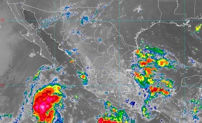 Este jueves habrá lluvias muy fuertes en algunas regiones de SLP: Conagua