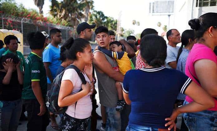 EEUU comienza a aplicar normativa para denegar asilo a migrantes en frontera