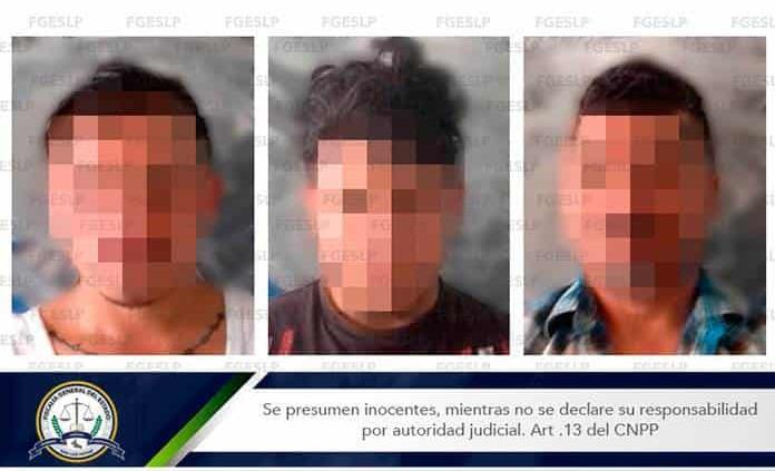 Detienen a tres por homicidio de jornalero