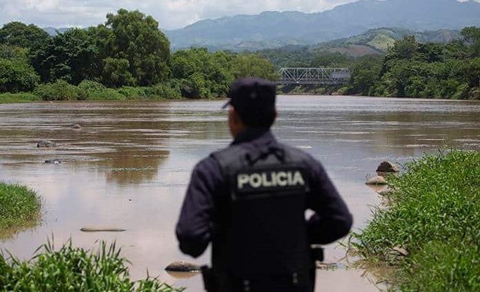 El Salvador lanza patrulla fronteriza
