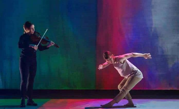 Multidisciplinario con danza de Peggy Baker