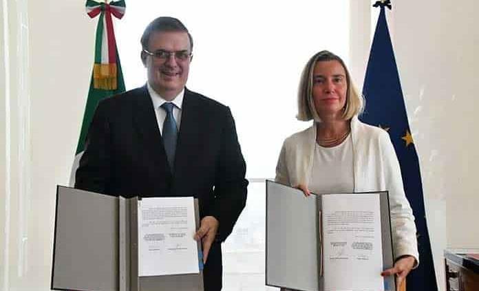 Van UE y México contra intolerancia