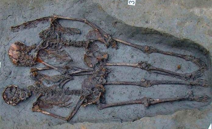 "Los ""Amantes de Módena"" eran hombres, revelan antropólogos"