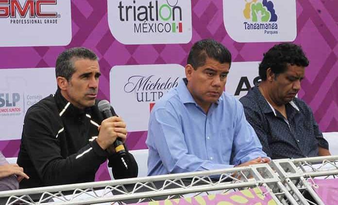 "Anuncian Triatlón San Luis ""AS TRI"""