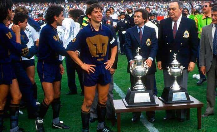 Cumple Pumas 65 años en el profesionalismo