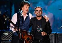 Ringo Starr alista tema con Paul McCartney