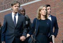 Felicity Huffman recibe 14 días de prisión en escándalo universitario