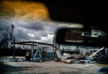 Tormenta tropical Humberto descarga lluvias en las Bahamas