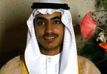 Confirma Trump la muerte de uno de los hijos de Osama bin Laden