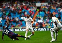 Doblete de Benzema impulsa la victoria del Real Madrid sobre Levante