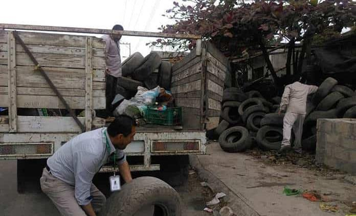 Confirman 63 casos de dengue en Zona Media