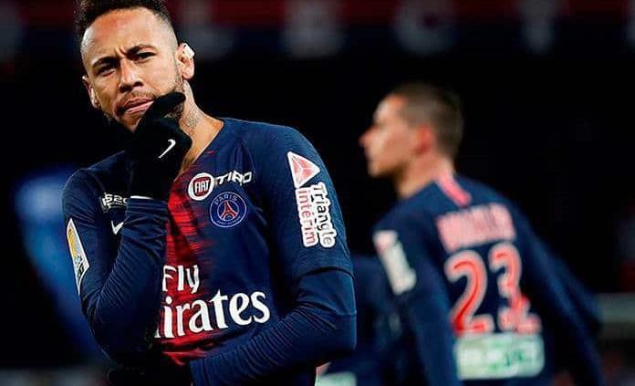 Me quería salir del PSG y no me dejaron: Neymar