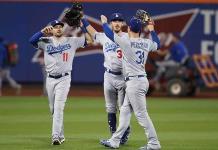 Dodgers superan por 9-2 a los Mets