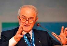 Fallece expresidente de Federación  de Gimnasia