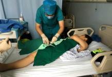 Un niño aumenta de peso para donar médula ósea y salvar a su padre enfermo