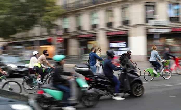 Huelga paraliza París