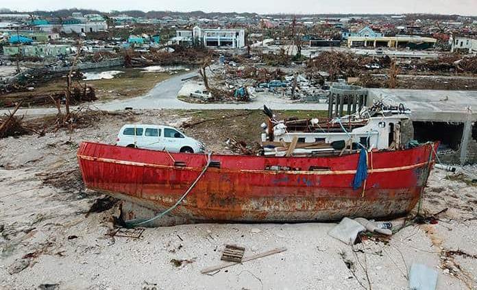 Nueva amenaza se acerca a las Bahamas