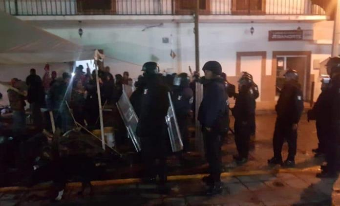 Son seis los policías lesionados durante fallido operativo en Villa de Zaragoza: SSPE