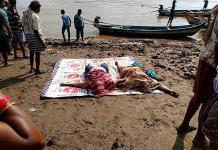 Naufragio deja 12 muertos en la India