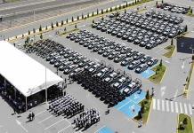 Entregan otros 48 vehículos arrendados a la alcaldía capitalina