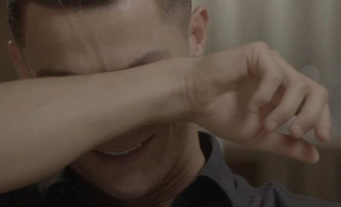 Cristiano Ronaldo llora al recordar a su padre (VIDEO)