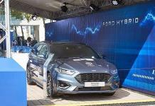 Ford planea que su gama eléctrica rebase en ventas a la de combustión interna en 2022