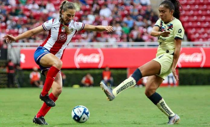 Vence Chivas al América en el Clásico de Liga Femenil