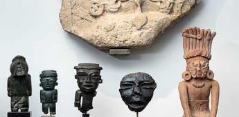 México intenta paralizar en Francia una subasta de arte precolombino