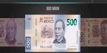 App para ver la realidad aumentada de los nuevos billetes