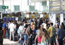 Crece 13.7% tráfico de pasajeros de ASA