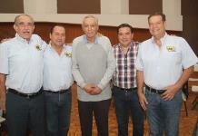 Torneo anual de boliche en el Club Deportivo Potosino