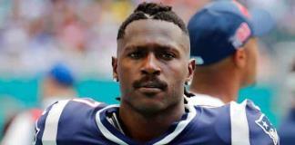 Antonio Brown se retira de la NFL