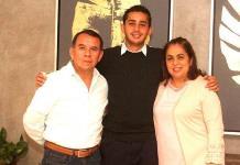 Gonzalo Calderón Rivera celebra otro año feliz