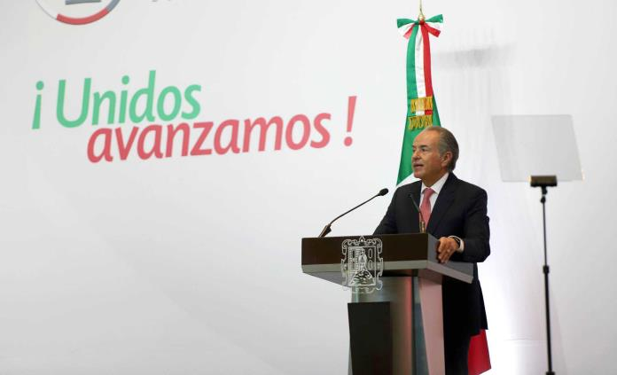 VIDEO: Construir una nueva gobernabilidad, el reto tras el triunfo de AMLO, dice Carreras en informe