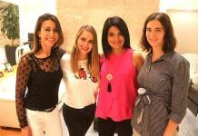 Karla Tacea, Gaby Flores, Melissa Pérez y Gaby Pérez festejaron sus cumpleaños