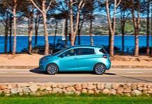 Renault Zoe extiende su autonomía a 390 km. (VIDEO)