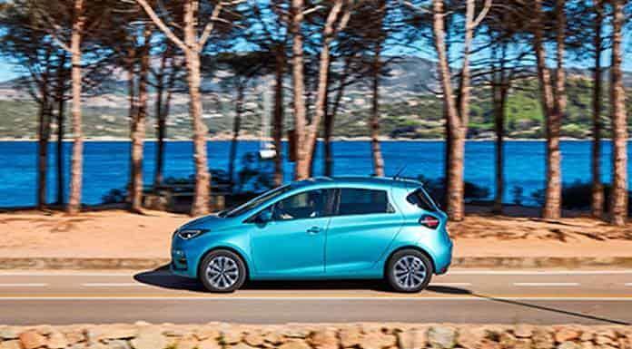 Renault Zoe extiende su autonomía a 390 km. (VIDEO)'>