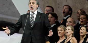 Trabajadores de la Met Opera rechazan la próxima actuación de Plácido Domingo
