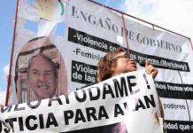 Familiares de víctimas del delito exigen justicia a Carreras