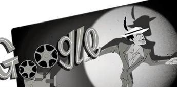 "Google festeja a ""Tin Tan"" en su natalicio 104"