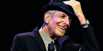 Lanzarán álbum de Leonard Cohen