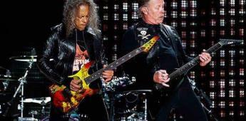 Metallica, banda más vista de todo el mundo